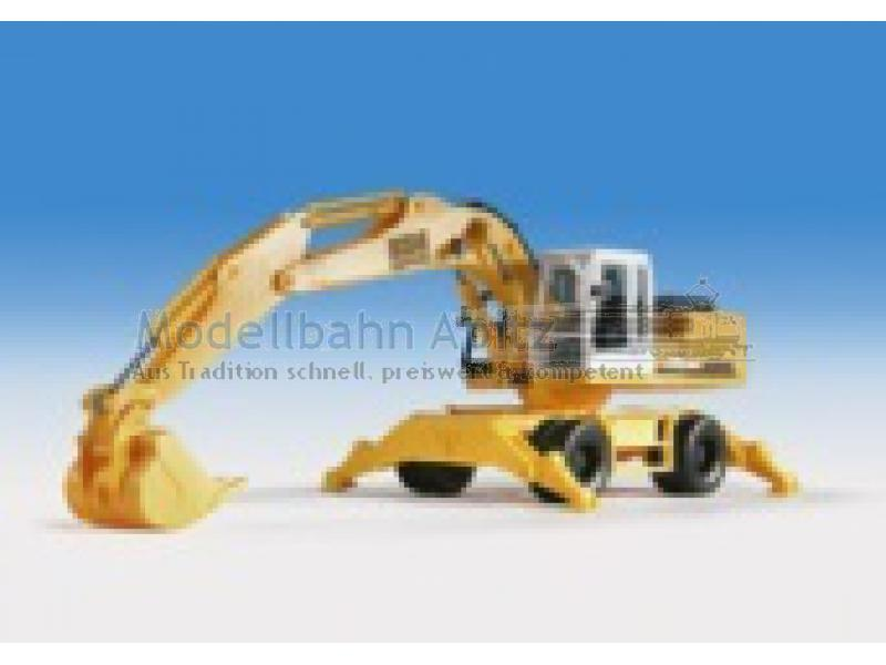 Kibri 11261 H0 LIEBHERR 934 Litronic mit Radfahrwerk NEU /& OVP Bausatz